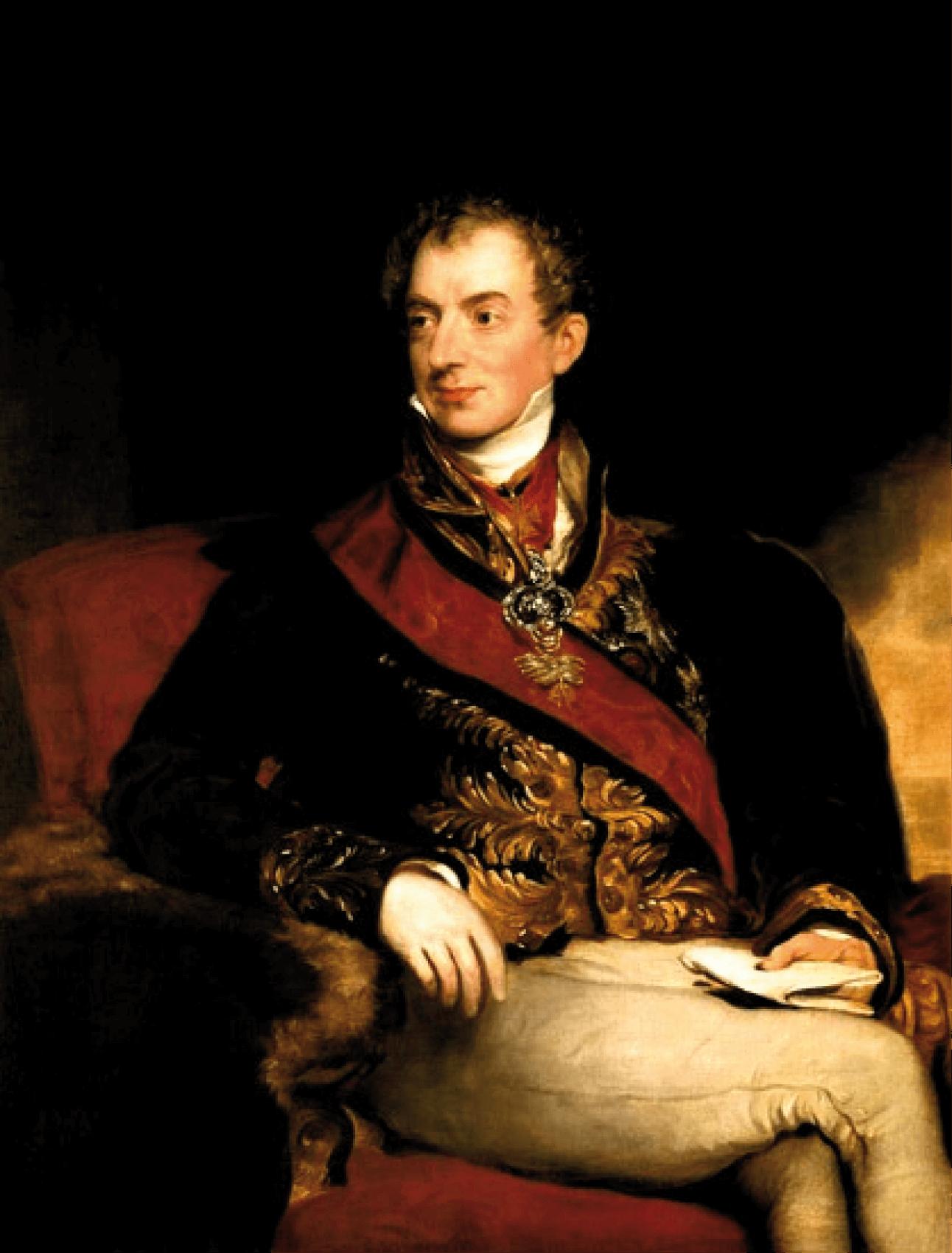 Książę Klemens von Metternich był oskarżany o sprowokowanie rabacji galicyjskiej.