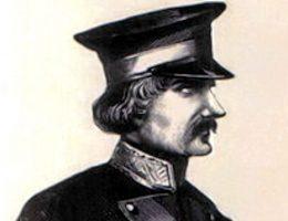 Generał Józef Wysocki.