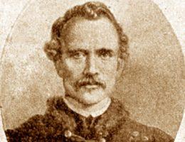 Zygmunt Sierakowski- przywódca oddziału polskiej strony konfliktu.