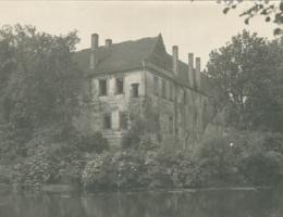 Zamek w Szydłowcu, XX w.