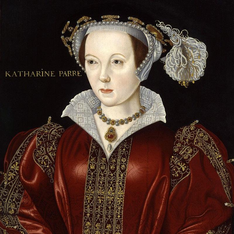 Katarzyna Parr była szóstą i ostatnią żoną Henryka VIII.