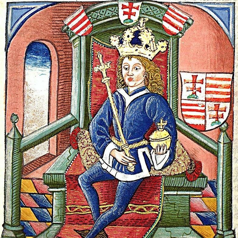 Ludwik Węgierski rządził na Węgrzech i w Chorwacji w latach 1342-1382.