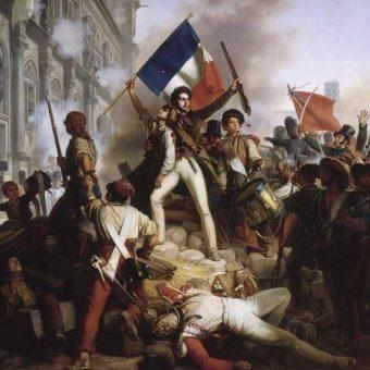 Rewolucja lipcowa trwała zaledwie trzy dni, od 27 do 29 lipca 1830 roku.