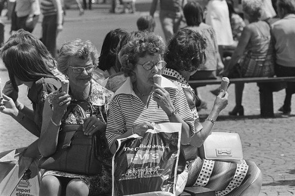 W czasach PRL Polacy tęsknili za konsumpcyjnym stylem życia, podobnym do zachodniego.