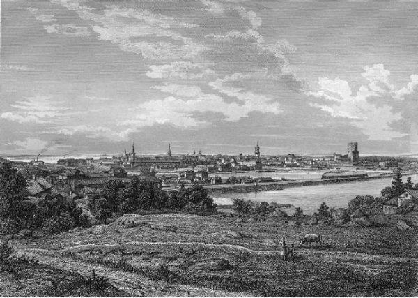 Przemycane towary Polacy odbierali w Wyborgu.