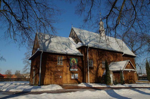 Do zbrodni doszło w pobliżu wsi Borów w powiecie kraśnickim.
