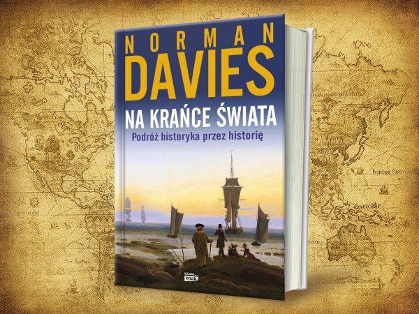 Dowiedz się więcej na temat Wschodu i Zachodu z najnowszej książki prof. Daviesa.
