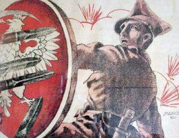 Pod Brańskiej 1 Armia chwilowo powstrzymała bolszewicką ofensywę.