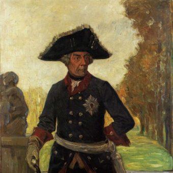 Fryderyk II Wielki (fot. domena publiczna)