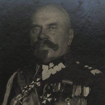Dowódca polskich sił w bitwie pod Janowem generał Daniel Konarzewski.