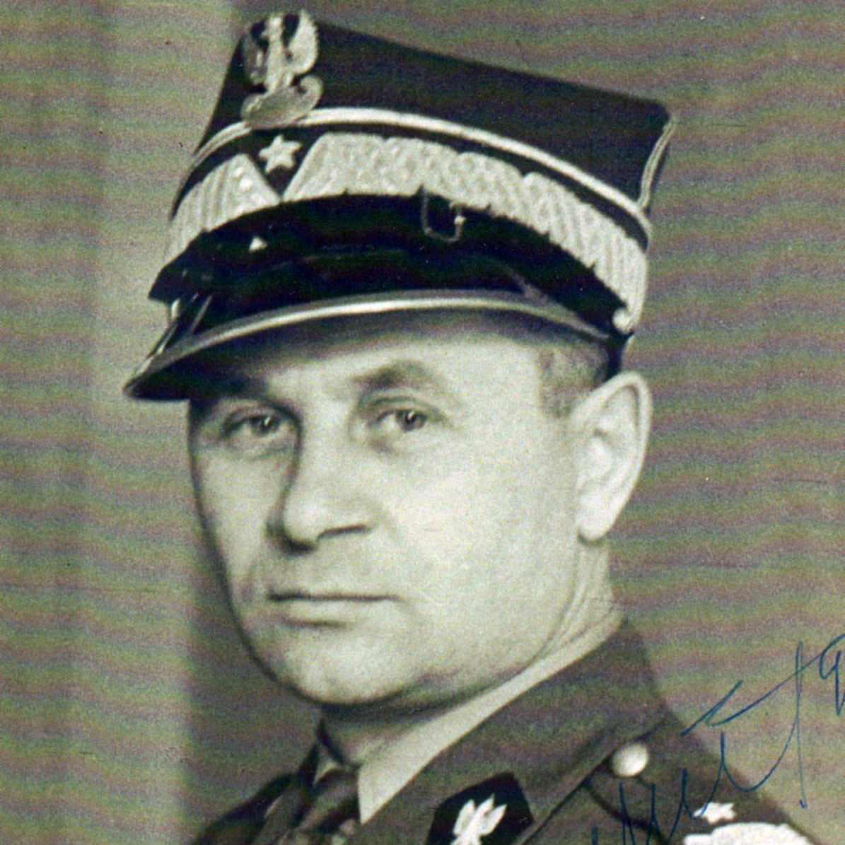 Generał Bronisław Duch.