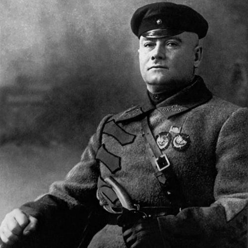 Pod Latyczowem Polacy starli się z między innymi dywizją kawalerii Grigorija Kotowskiego.