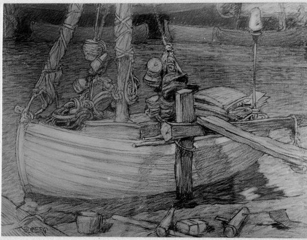 Polscy przemytnicy dysponowali własną łodzią, dzięki której udało im się zmniejszyć koszty przewozu towaru.