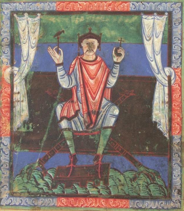 Zirytowany poczynaniami Krzywoustego władca Niemiec Henryk V postanowił siłą wymóc posłuszeństwo na polskim księciu.
