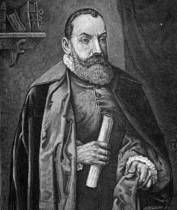 Jan Kochanowski (fot. domena publiczna)