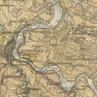 Zgrupowanie generała Piotra Szymanowskiego broniło przeprawy przez Bug w rejonie Kamionki Strumiłowej.