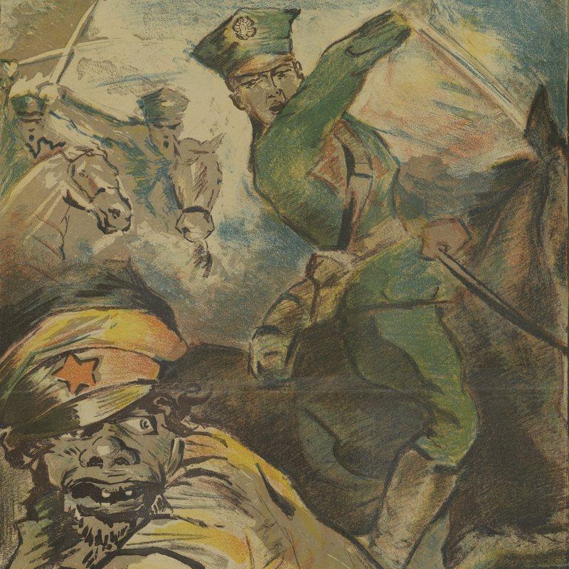 Bitwa pod Komarowem była ostatnią wielką bitwą kawaleryjską XX wieku.