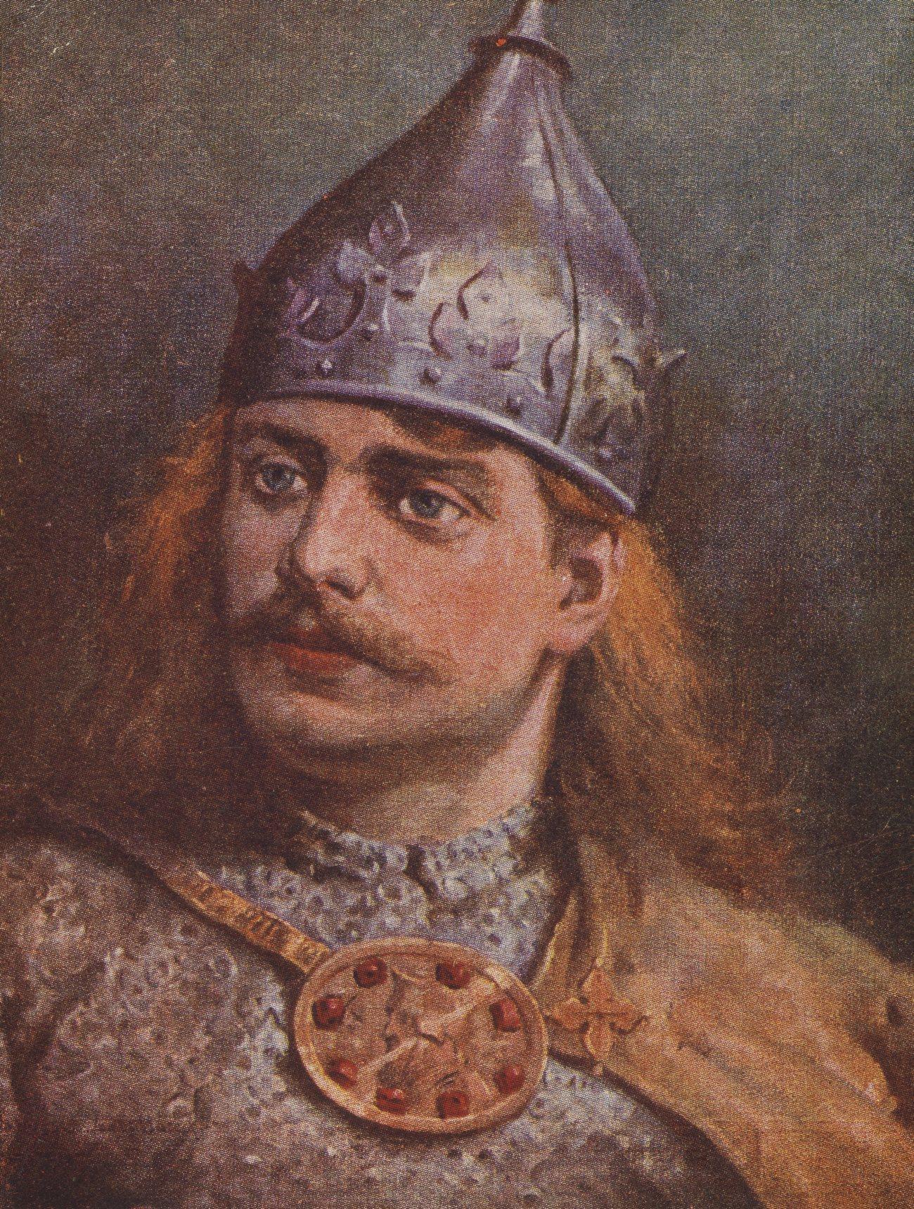 Posiadający trzykrotnie mniej liczną i gorzej uzbrojoną armie Krzywousty nie mógł pozwolić sobie na walne starcie z siłami Henryka.
