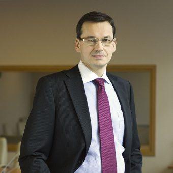 Mateusz Morawiecki (fot. Marek Mytnik, lic. CCA SA 3.0 U)