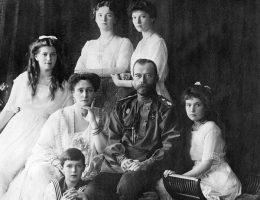Rodzina carska (fot. domena publiczna)