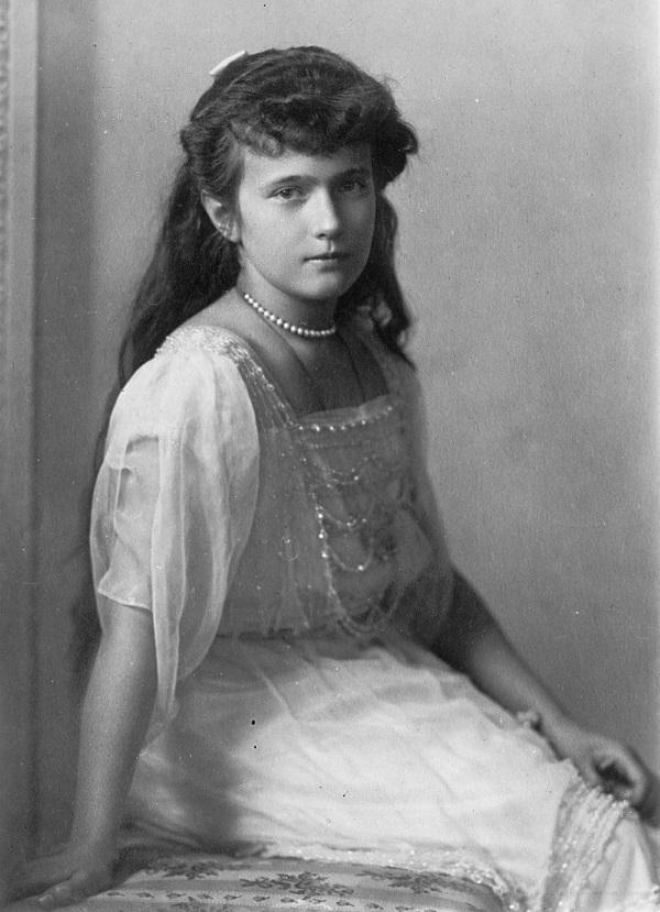 Wielka Księżna Anastazja (fot. domena publiczna)