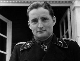 Generał-major Hermann von Oppeln-Bronikowski, dowódca 20 Dywizji Pancernej biorącej udział w bitwie.