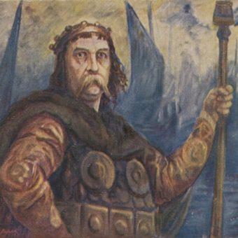 Bitwa na ziemi Dziadoszan skończyła się całkowitą klęską armii cesarskiej.