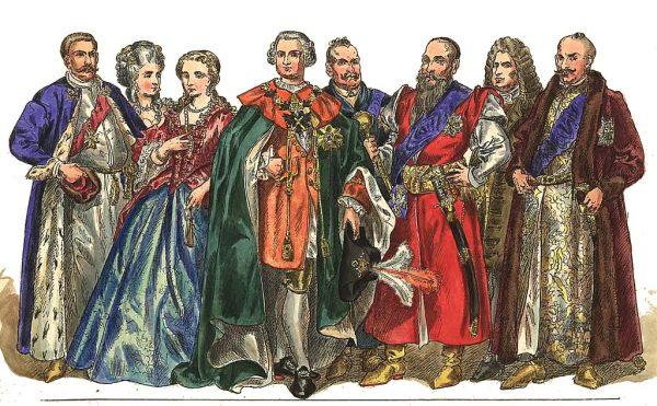 W czasach stanisławowskich zadłużeni byli wszyscy, także magnateria.