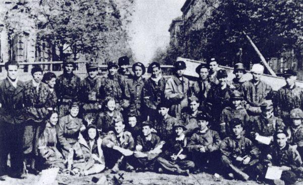 """W wybuchu zginęli między innymi żołnierze batalionu """"Gustaw""""."""