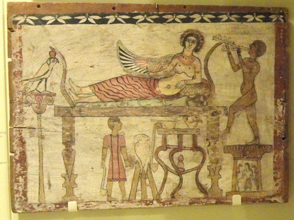 Alkohol towarzyszył wielu obrzędom religijnym w starożytnym Egipcie.