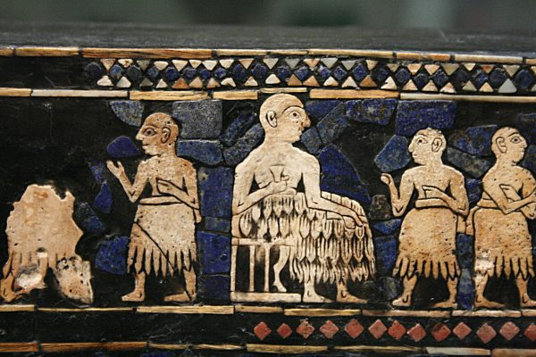 Mieszkańcy sumeryjskiego miasta Ur pili piwo tylko przez słomkę.
