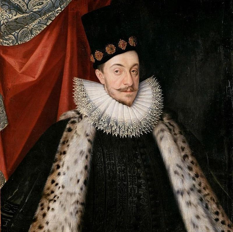 Zygmunt III Waza panował w latach 1587-1632.