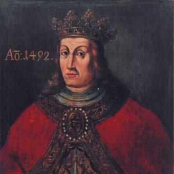 Jan Olbracht panował w Polsce w latach 1492-1501.
