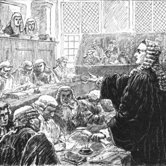 Proces Zengera wzbudził ogromne zainteresowanie opinii publicznej.