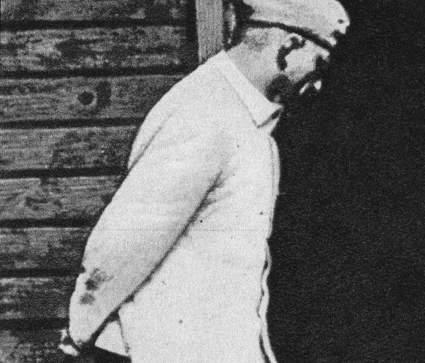 Komendant obozu, Franz Stangl, na co dzień nosił biały mundur.