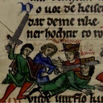 Spotkanie, zorganizowane, by uczcić pojednanie między trzema duńskimi królami, skończyło się bardzo krwawo.