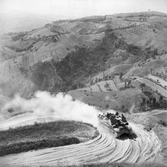 Linia Gotów stanowiła pas umocnień niemieckich osłaniających dolinę Padu podczas II wojny światowej.