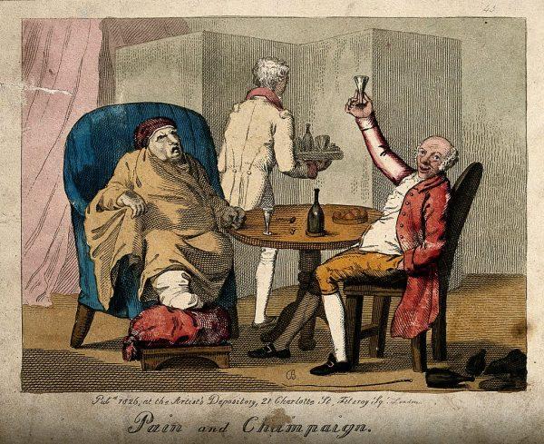 Alkohol, jak pisze Forsyth, nieraz zmieniał bieg dziejów.