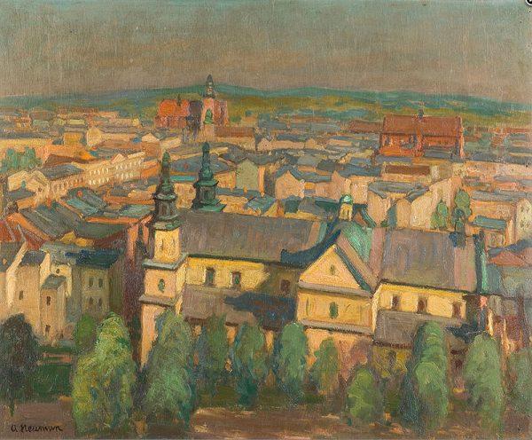 Szczególnie aktywni na polu gospodarczym byli biskupi krakowscy.