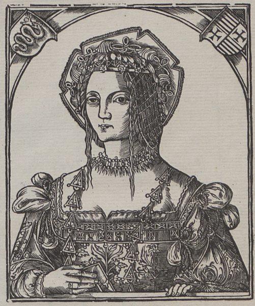 W tym roku minęło dokładnie 500 lat od przybycia Bony do Polski.