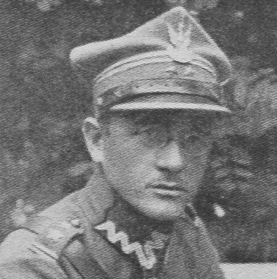 Generał Bruno Olbrycht, głównodowodzący polskimi oddziałami podczas bitwy pod Krasnymstawem.