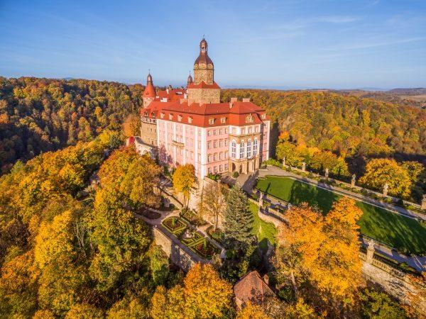 Dolnośląski Festiwal Tajemnic odbędzie się w dniach 11-12 sierpnia w Zamku Książ (fot. materiały prasowe Dolnośląskiego Festiwalu Tajemnic)