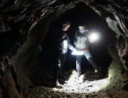 Eksploracja podziemi (fot. materiały prasowe Dolnośląskiego Festiwalu Tajemnic)