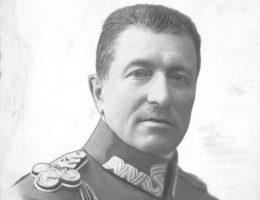 Generał Franciszek Latinik.