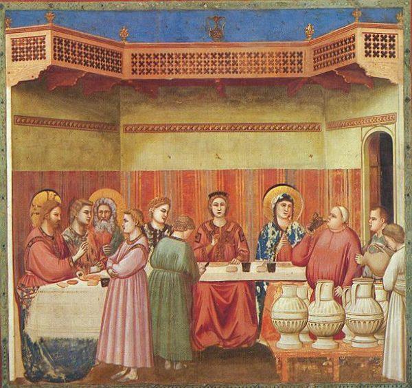 Chrześcijanie nie mogli potępić alkoholu, skoro sam Jezus zmieniał wodę w wino...