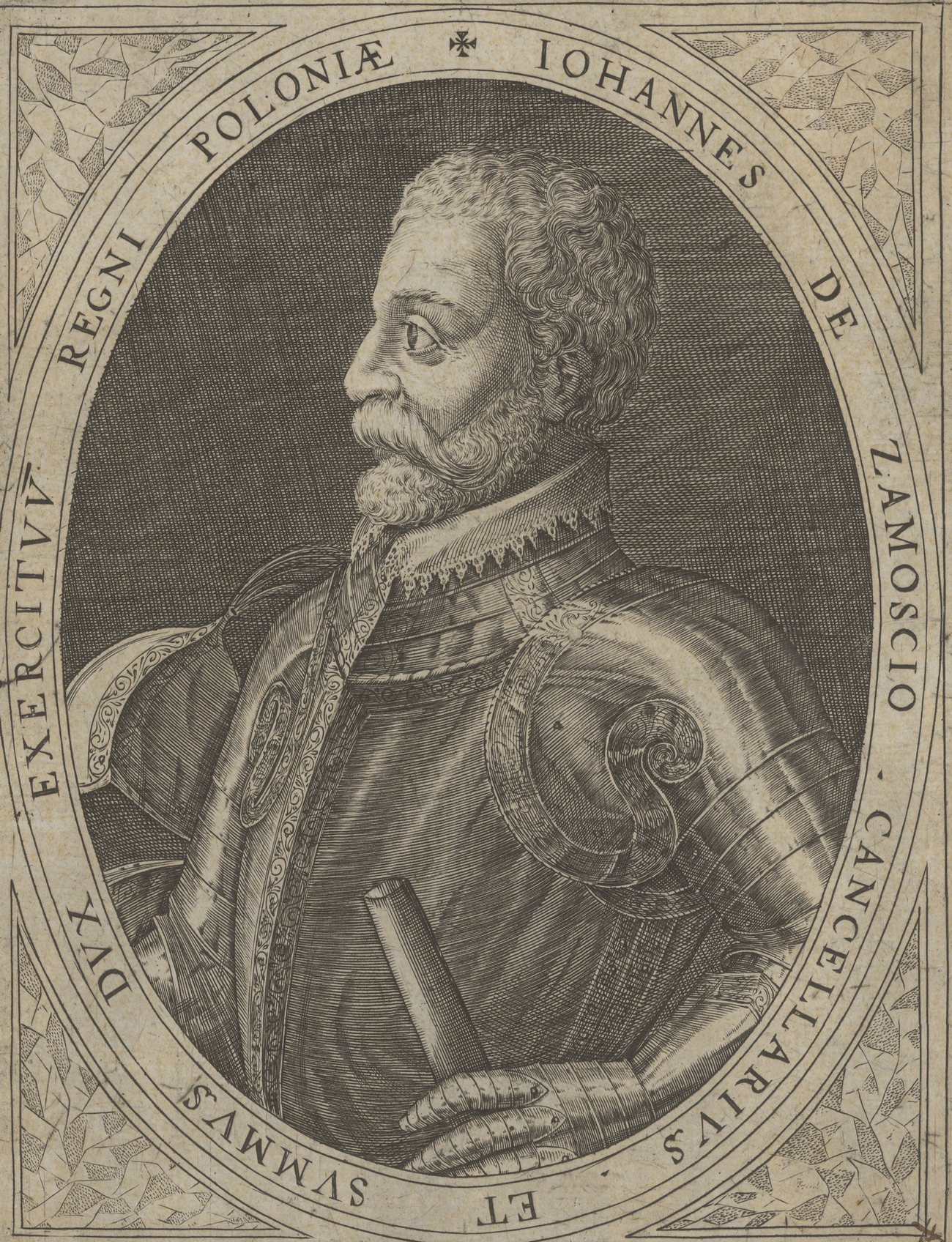 Brak wypłaty żołdu żołnierzom sprawił,że Jan Zamoyski musiał sobie radzić z buntem w szeregach swojego wojska.