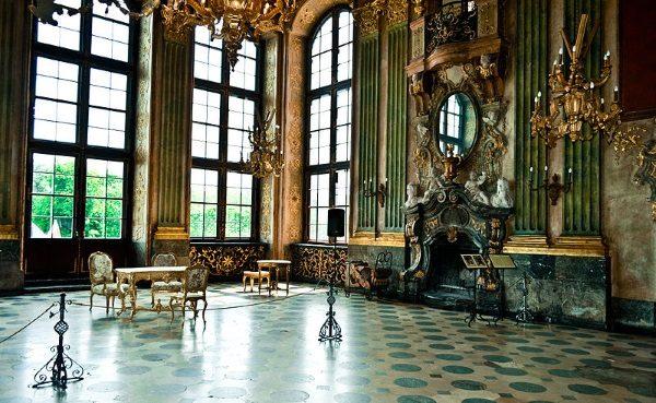 Komnata Maximiliana Zamek Książ w Wałbrzychu (fot. EwelinaSow, lic. CCA SA 3.0)