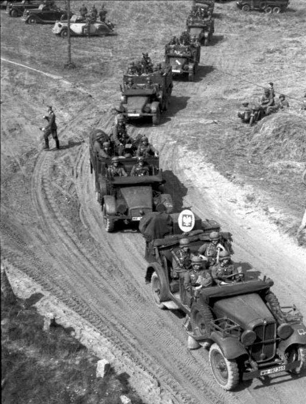 Wśród niemieckich żołnierzy, którzy najechali we wrześniu 1939 roku Polskę zdarzały się przejawy sympatii dla Polaków. Właśnie tak było w przypadku Władysława Kucia.