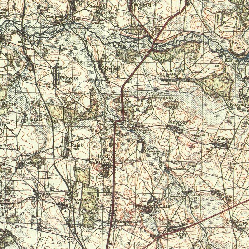 Grupy generałów Junga i Jędrzejewskiego zajęły pozycje obronne na linii rzeczki Orlanka.
