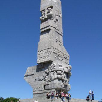 Pomnik na Westerplatte (fot. Holger Weinandt, lic. CCA SA 3.0)